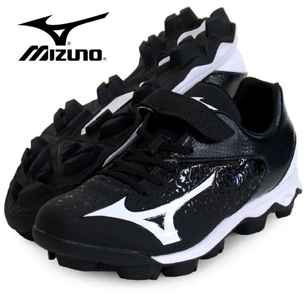 ミズノ 11gp192509 MIZUNO 野球スパイク ウエーブセレクトナイン JR. 野球 スパイク 20SS