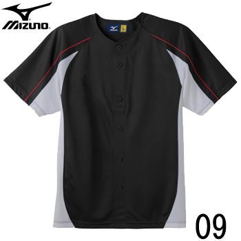 ミズノ 野球ウエア MIZUNO 52mj450 イージーシャツ ジュニア シャツ
