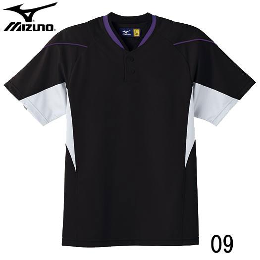ミズノ 野球ウエア MIZUNO 52mw451 イージーシャツ シャツ