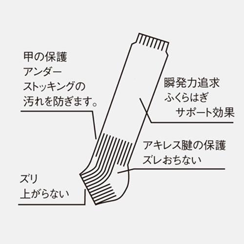 ミズノ 野球ウエア MIZUNO 52ua132 ストッキング プロモデル