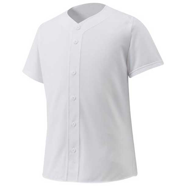 シャツ/オープンタイプ 野球 91スーパーホワイト MIZUNO ミズノ ウエア ユニフォームシャツ 12JC6F4091 野球ウエア