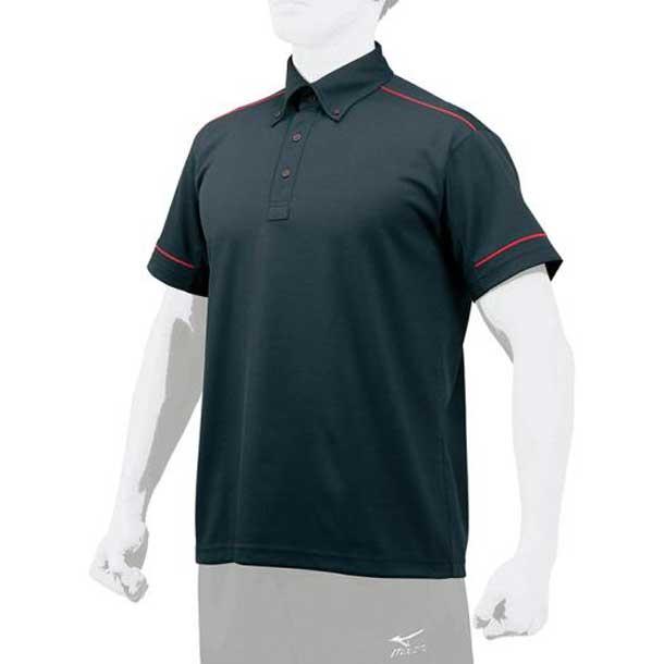 ポロシャツ MIZUNO ミズノ 野球 ウエア ベースボールシャツ 12JC7H11 12jc7h1109 野球ウエア