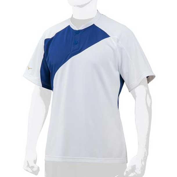 ミズノプロ ベースボールシャツ/侍ジャパンモデル MIZUNO ミズノ 野球 ウエア ベースボールシャツ 12JC7L01 12jc7l0116 野球ウエア