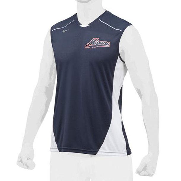 ミズノ 野球ウエア ベースボールシャツ/クールスリーブ MIZUNO 野球 ウエア ベースボールシャツ 12JC8L23 12jc8l2314