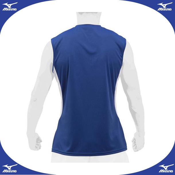 ミズノ 野球ウエア ベースボールシャツ/クールスリーブ MIZUNO 野球 ウエア ベースボールシャツ 12JC8L23 12jc8l2316