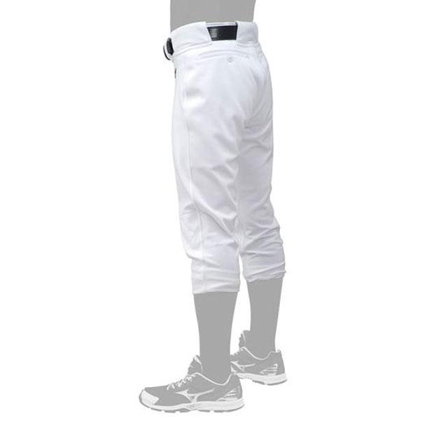 ミズノ 野球ウエア GACHIユニフォームパンツ レギュラータイプ/ヒザ2重キルト ユニセックス MIZUNO 野球 ユニフォーム 練習用ユニフォームパンツ 12JD9F61 12jd9f6101