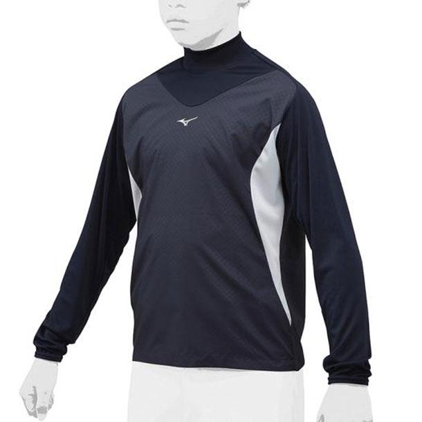 トレーニングジャケット(ジュニア) 【MIZUNO】ミズノ 野球 ウエア トレーニングジャケット (12JE8J33)