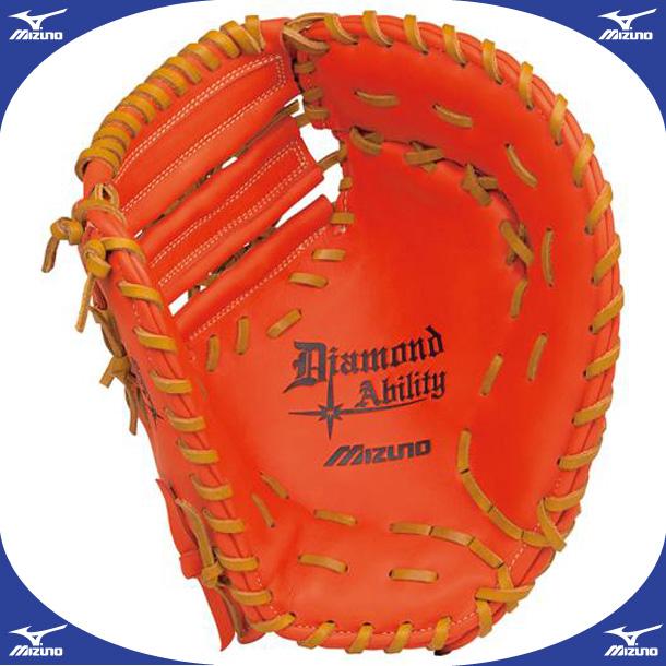 ミズノ MIZUNO 1ajfr16500522 軟式用ダイアモンドアビリティ 一塁手用/阿部型 野球 グラブ 軟式用 その他 1AJFR16500