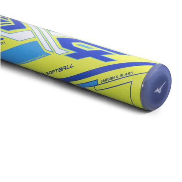 MIZUNO 1cjfs31184272740 ミズノ ソフトボールバット ソフトボール用ミズノプロ AX4 FRP製/84CM/平均630G 3号ゴムボール用 ソフトボール バット FRP製 1CJFS3118427