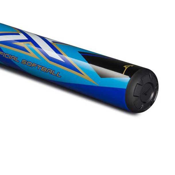 MIZUNO 1cjfs6138027 ミズノ ソフトボールバット ソフトボール用エックス FRP製/80CM/平均620G 2号ボール用 ソフトボール バット カーボン製