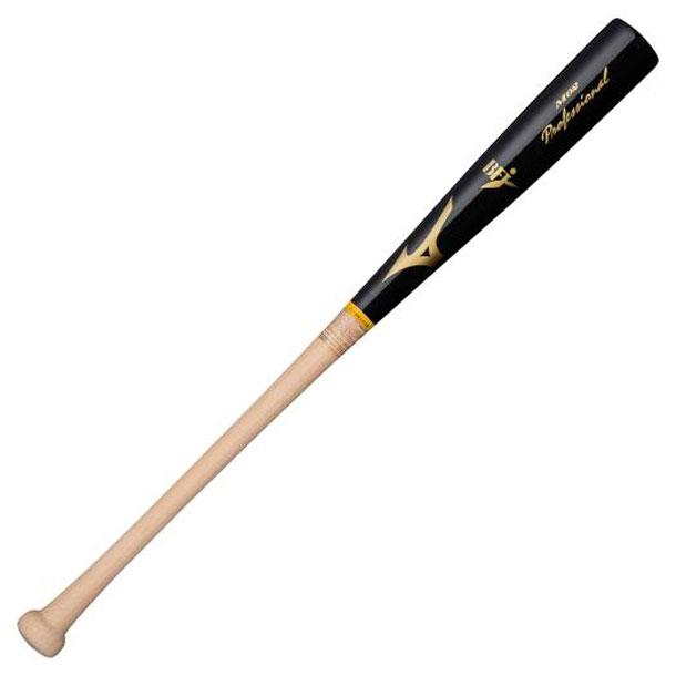 MIZUNO 1cjwh17502 ミズノ 野球バット 硬式用プロフェッショナル 木製/84CM/平均890G 野球 バット 硬式用 木製 メイプル 20SS