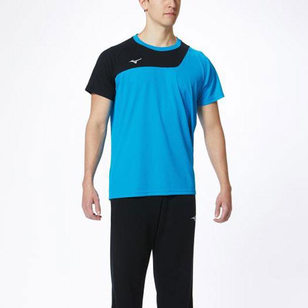 Tシャツ(ユニセックス) 【MIZUNO】ミズノ トレーニングウエア ミズノトレーニング(メンズ) Tシャツ (32MA0120)