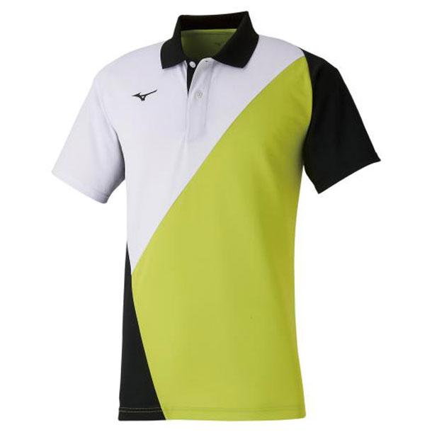 MIZUNO 62ja001537 ミズノ テニスウエア ゲームシャツ ラケットスポーツ ユニセックス テニス/ソフトテニス ウエア ゲームウエア 62JA0015