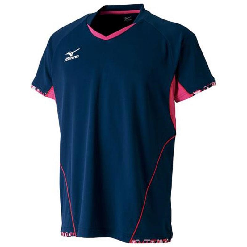 ゲームシャツ(卓球) 【MIZUNO】ミズノ 卓球 ウエア ゲームシャツ (82JA7006)