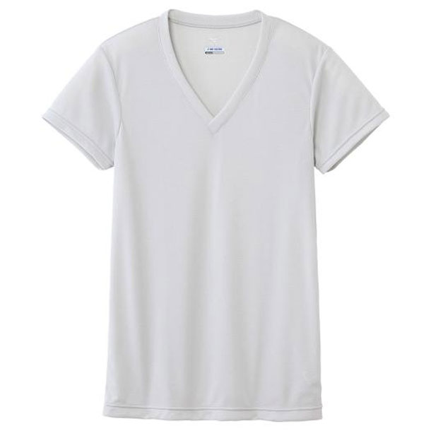 ミズノ MIZUNO c2ja610304 ドライベクターエブリ Vネック半袖シャツ 大きいサイズ アンダーウエア C2JA6103